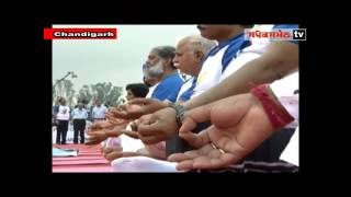 PM Modi Leads Yoga Day Events, Says 'Yoga Not Religious Activity'