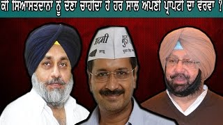 Punjab Speaks: Should politicians too disclose their asset growth  annually?