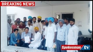 AAP Mansa candidate corrupt: party unit threatens to resign en-mass