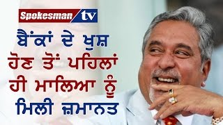 Vijay Mallya gets bail