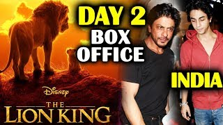 The Lion King India 2nd Day Collection | Box Office Prediction | Shahrukh Khan, Aryan Khan