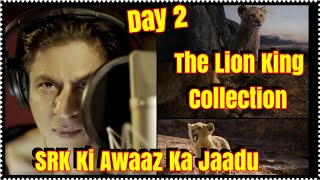 The Lion King Box Office Collection Day 2 THANKS To SRK