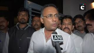 Dinesh Gundu Rao questions the source of income in 'Operation Kamala'
