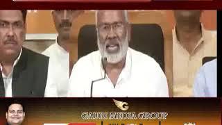 सोनभद्र नरसंहार के लिए BJP ने कांग्रेस को ठहराया जिम्मेदार, प्रियंका गांधी के धरने को बताया 'नाटक'