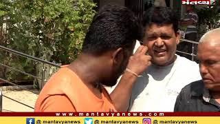 Rajkot - સિવિલ હોસ્પિટલમાં હોબાળો - Mantavya News