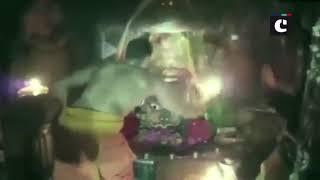 Prayers offered at Mahakaleshwar Temple in Ujjain