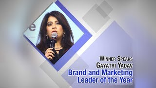Biggest unlock in the economy today is creating a gender-equal world : Gayatri Yadav| ETPWLA