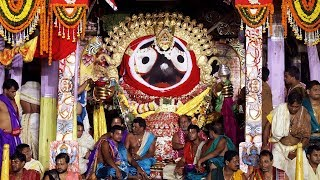 Lord Jagannath Suna Besha | Puri Rath Yatra 2019 | ଶ୍ରୀଜିଉଙ୍କ ଅପୂର୍ବ ସୁନାବେଶ