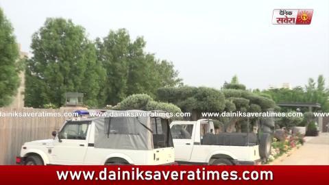 Video- घर गए Workers को नहीं मिले Navjot Sidhu