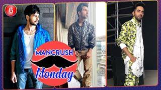 Sidharth Malhotra Rajkummar Rao Ayushmann Khurrana are raising the temperature   Mancrush Monday