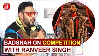 Badshah On Dressing Competition With Ranveer Singh: I'm Winning!