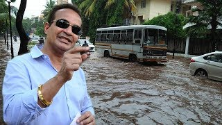 Watch What Panjim MLA Babush Has To Say About Floods In The City