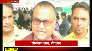 जयपुर:मेयर विष्णु लाटा ने सुनी जनता की समस्याएं