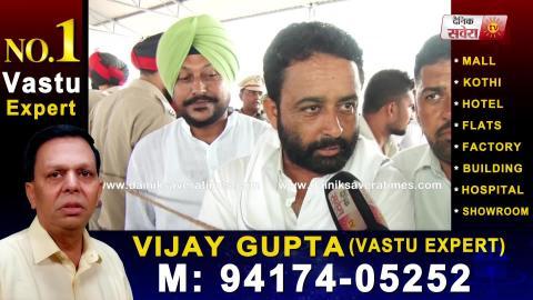 Ghaggar से परेशान Farmers की CM Captain से बड़ी मांग