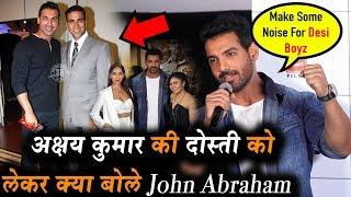 See First Screening of Batla House - John Abraham say about friendship with Akshay Kumar