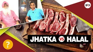 Jhatka vs Halal: Detailed Discussion with Mr. Ravi Ranjan Singh   Satya Bhanja