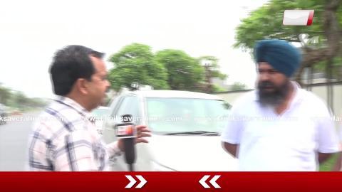 Navjot Singh Sidhu ने की Workers के साथ मीटिंग