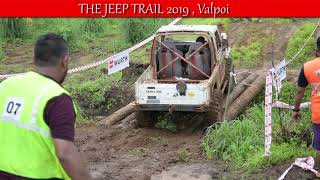 The Jeep Trail 2019 At Valpoi Goa