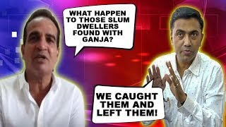 "Babush: What Happened To Slum Dwellers Found With Ganja? CM: ""We Caught Them & Later Left Them!"""