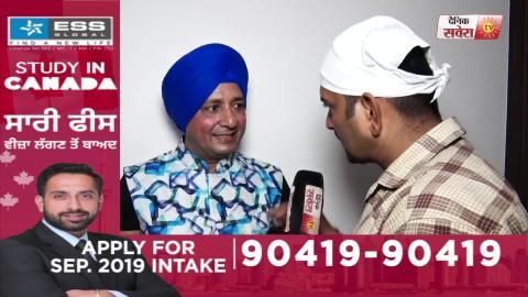 Exclusive : Sukhwinder Singh ਨੂੰ ਮਿਲਿਆ 550ਵੇਂ ਪ੍ਰਕਾਸ਼ ਪੁਰਬ ਨੂੰ ਸਮਰਪਿਤ ਥੀਮ ਸ਼ਬਦ ਗਾਉਣ ਦਾ ਮਾਣ | Dainik Savera