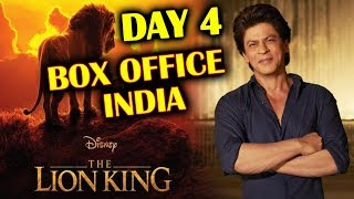 The Lion King INDIA | Day 4 Official Collection | Box Office | Shahrukh Khan | Aryan Khan