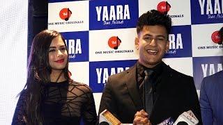 Rits Badiani And Majul Khattar Interview   YAARA Song Launch   Arishfa Khan   Ajaz Ahmed
