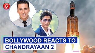 Bollywood Celebs React To Chandrayaan 2 Successful Launch