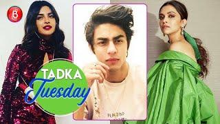 Priyanka Caught Smoking | #NotMyDeepika | Aryans Debut | Alia's Wedding Lehenga | Tadka Tuesday