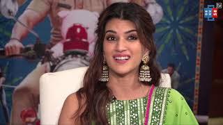 #EXCLUSIVE Fun Interview with Diljit Dosanjh Kriti Sanon ,Varun Sharma on their film Arjun Patiala