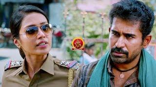 Nivetha PethuRaj BlackMails Vijay Antony | Ushiran Movie Scenes | Vijay Antony, Nivetha Pethuraj