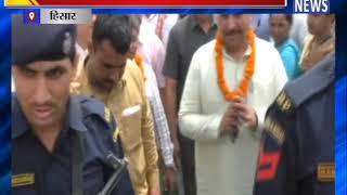 विपक्षी पार्टी को नहीं मिलेगा गांव में एजेंट- वित्त मंत्री || ANV NEWS HISAR - HARYANA