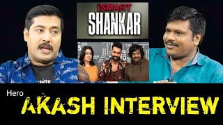 Hero Akash Exclusive Interview | iSmart Shankar Copyright Issue  | BS Talk Show | Top Telugu TV
