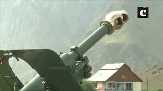 Kargil Vijay Diwas: Preparations in full swing at Dras War Memorial