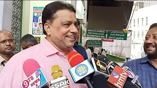 Mohd Saleem | Waqf Board | Reply On Writ Petition Notice | And| How Mohd Saleem Reacts On Questions