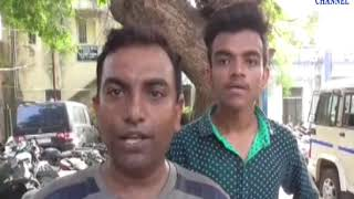 Keshod | seized a chain of gold chain from a woman's throat| ABTAK MEDIA