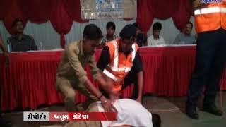 Girsomnath   NDRF 6 BN National Disaster Response Force  ABTAK MEDIA