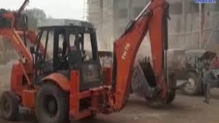Morbi   Demolition took place  ABTAK MEDIA