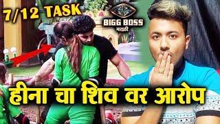 Shocking! Heena Panchal Accuses Shiv Thakre Heres What Happened | Bigg Boss Marathi 2 Latest Update