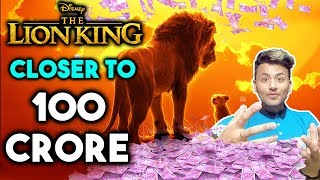 The Lion King INDIA | Closer To 100 CRORE | Official Box Office Collection | Shahrukh Khan | Aryan