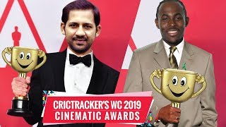 CricTracker's World Cup 2019 Cinematic Awards