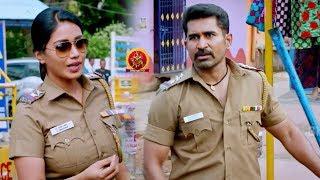 Nivetha Pethuraj Insults Vijay Antony    Ushiran Movie Scenes   Vijay Antony, Nivetha Pethuraj