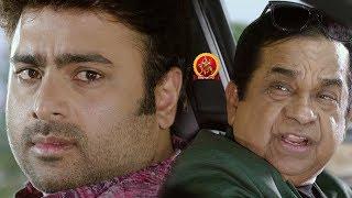 Brahmanandam hilarious comedy Scene | Kalikkar (Aatagallu)  | Nara Rohit, Darshana Banik