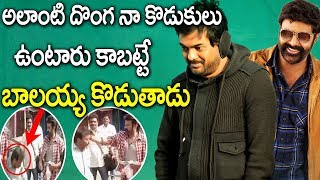 Puri Jagannadh reveals reason behind Balayya thrashing fan I purijagannath interview I rectv india