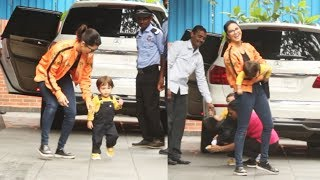 Sunny Leone Playing With Her Kids | Sunny Leone Twin Kids