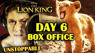 The Lion King INDIA | Day 6 Official Collection | Box Office | Shahrukh Khan | Aryan Khan