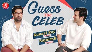 Guess The Celeb Kunaal Roy Kapur & Rajniesh Duggalls Hilarious Antics Will Make You Go ROFL