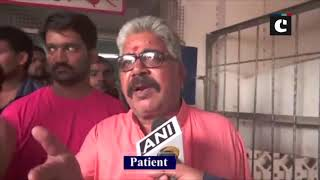Patients become helpless as strike of resident doctors at BHU's hospital enters day 4