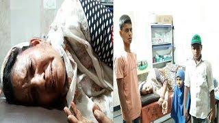 Sharabi Husband Ne Kiya Wife Par Jaanleva Humla At Balapur Limits | @ SACH NEWS |