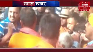 महाकाल मंदिर में कांवड़ियों ने मचाया उत्पात, पुलिस ने बाहर खदेड़ा
