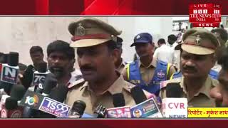 Telangana crime news  THE NEWS INDIA